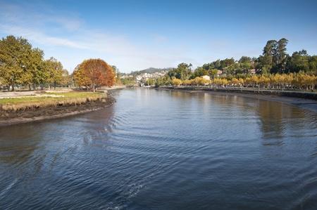 Ria de Pontevedra, Galicia, Spain