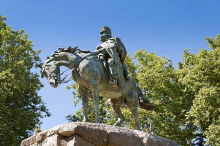 martinez: Monument to General Martinez Campos