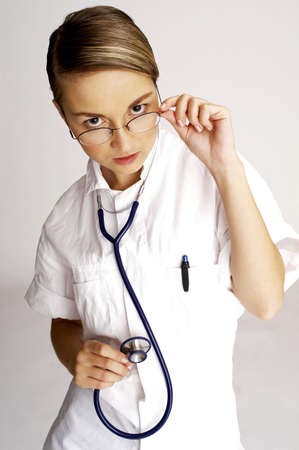 Female doctor. Stock Photo - 3192179