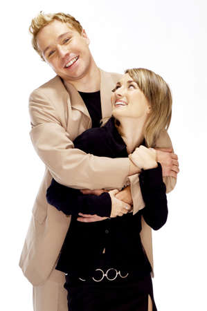 Loving couple. Stock Photo - 3192198