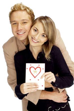 Loving couple. Stock Photo - 3192233