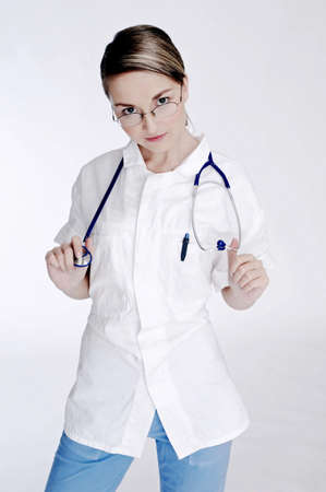Female doctor. Stock Photo - 3192247