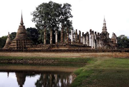 Tourist attraction in Thailand. Stock Photo - 3190868