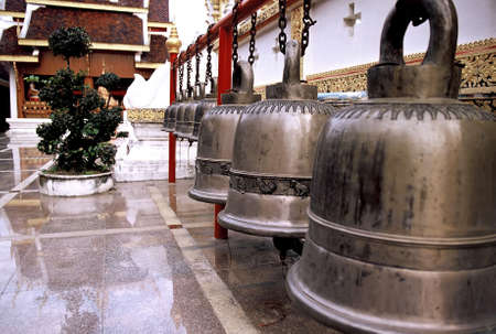 Royal Palace (Wat Phra Kaew), Bangkok, Thailand. Stock Photo - 3190871