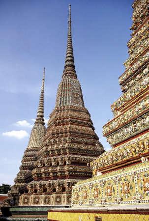 Tourist attraction in Thailand.