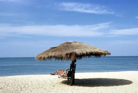 Beautiful tropical beach in Thailand. Stock Photo - 3190895