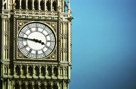 Big Ben, London. Stockfoto - 3190950