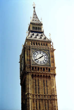 Big Ben, London. LANG_EVOIMAGES