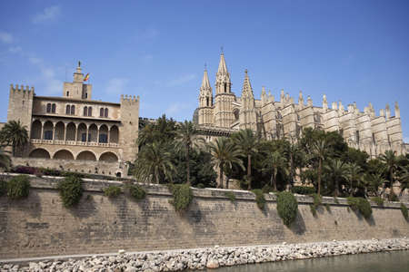 14th: Bellver Castle, 14th century, Palma de Mallorca, Majorca, Balearic Islands, Spain. LANG_EVOIMAGES