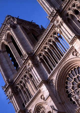 Notre-Dame, Paris, France. LANG_EVOIMAGES