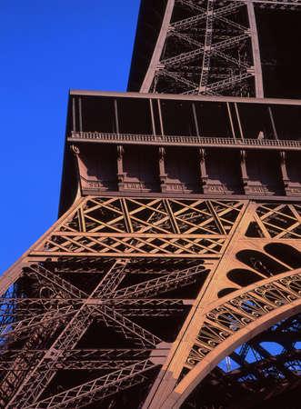 Eiffel Tower, Paris, France. Stock Photo - 3190984