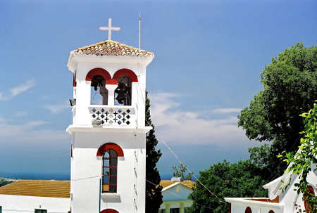 Church in Greece, Southern Europe. Stock Photo - 3191000