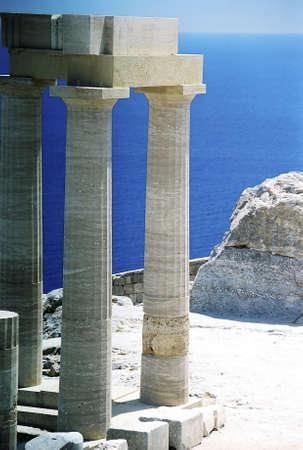 The Acropolis of Athens, Greece. Stock Photo - 3191008