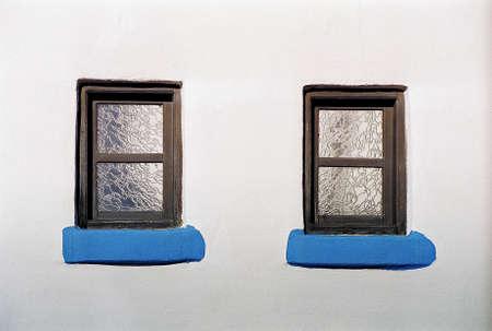 Window structure. Stock Photo - 3191014