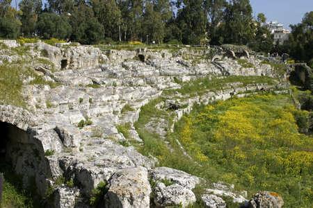 Sicily, Southern Italy. Stock Photo - 3191026