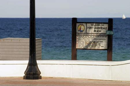 Fort Lauderdale Beach.