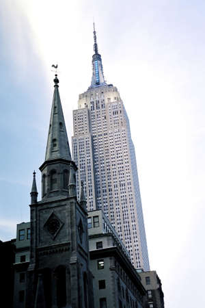 The Empire State Building, New York City, New York. Stock Photo - 3191109