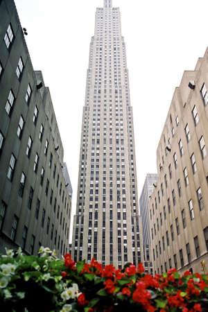 Rockefeller Center, Manhattan, New York City, USA.