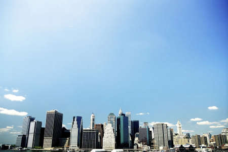 Cityscape, New York. Stock Photo - 3191114