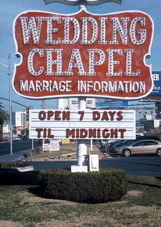 Sign board.