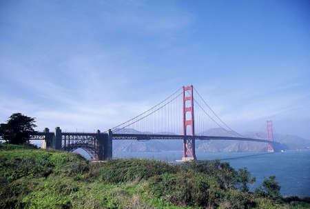 Golden Gate Bridge, San Francisco. Stock Photo - 3191124