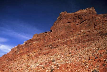 Rocky mountain.