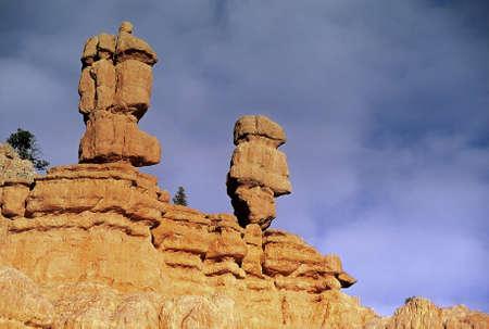 Rocky mountain. Stock Photo - 3191134