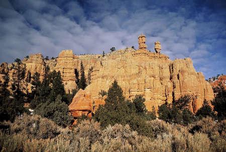 Rocky mountain. Stock Photo - 3191135