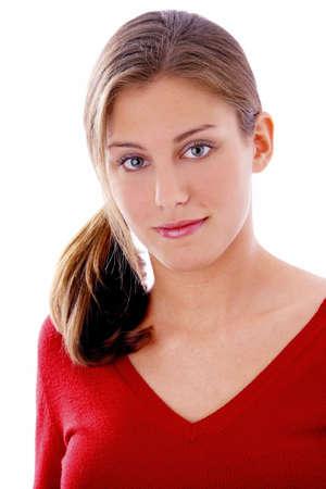 Portrait of woman Stock Photo - 3192020