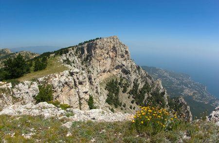 On the plateau of Ai-Petri