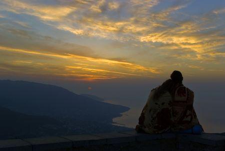 Encountering dawn