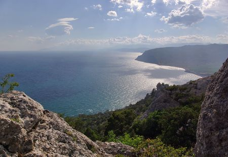 In the expanses of the Crimea