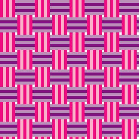 motley: Motley plaiting. Seamless vector pattern