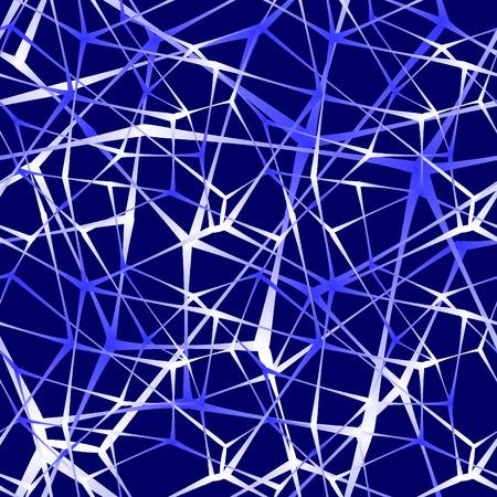 seamlessly: Neuron netto. Seamless vector wallpaper Vettoriali
