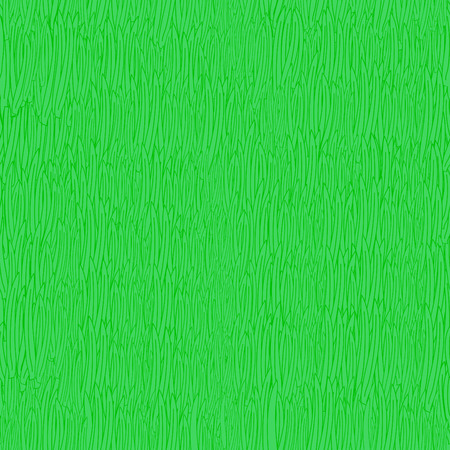 sward: Carta da parati di vettore di Seamlessly con erba verde