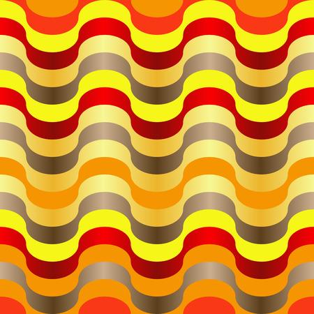 orange swirl: Seamless abstract orange swirl texture