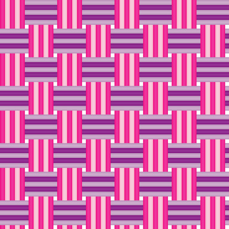 Violet plaid pattern
