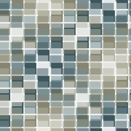 Seamless abstract tile pattern Stock Vector - 3960886