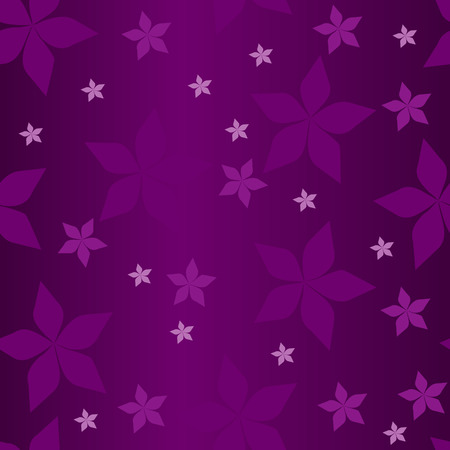 fluorescence: Seamless violet flower wallpaper