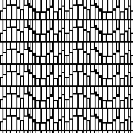Vector seamless metal net pattern