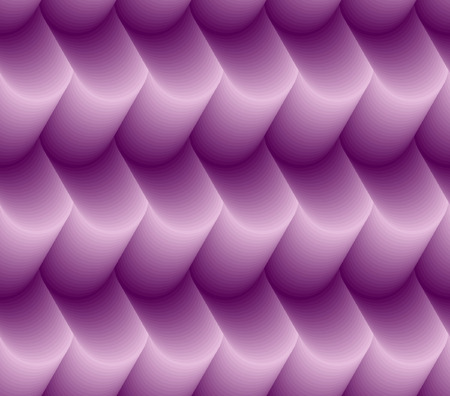 meshwork: Seamless abstract 3d violet texture Illustration