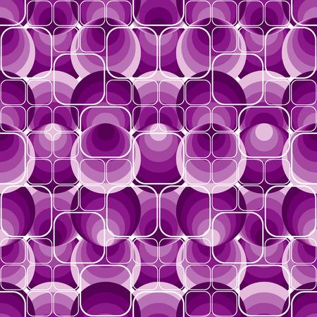 frantic: Seamless violet pattern
