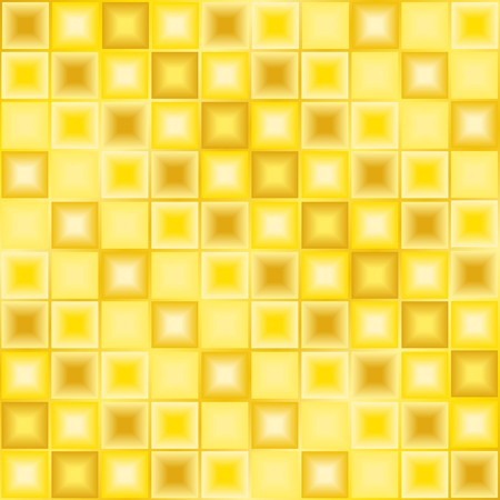 nebulosity: Seamless yellow tile pattern