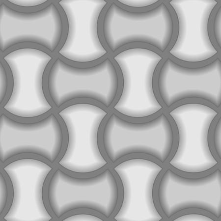 Seamless grey tile pattern Stock Vector - 5554240