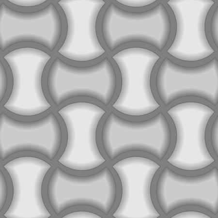 Seamless grey tile pattern Stock Vector - 5554240