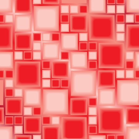 Seamless red tile pattern