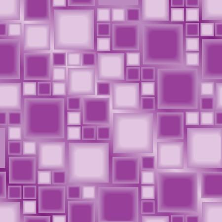 nebulosity: Seamless violet tile pattern