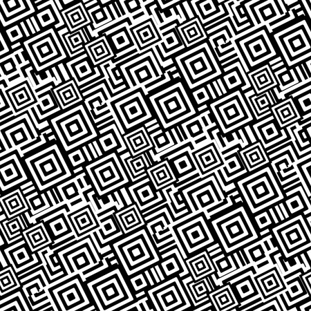 uncolored: Fondo de retro rect�ngulos transparente blanco y negro  Vectores