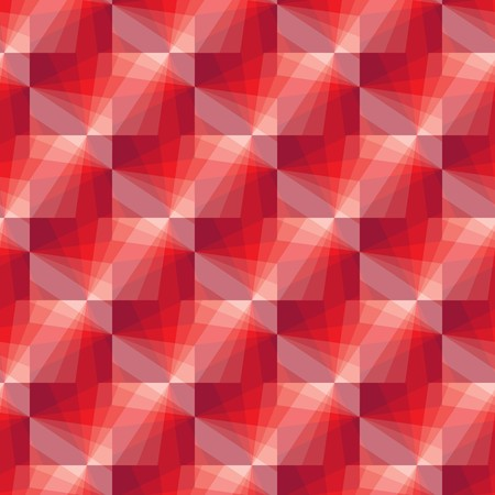 hot surface: Seamless pattern with red tiles