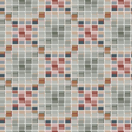 nebulosity: Seamless brown tile pattern